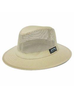 "Original Mesh Safari Hat, 2 1/2"" Brim, UPF (SPF) 50+ Sun Protection"