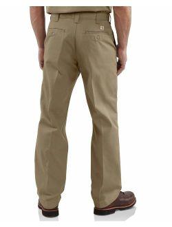 Men's Blended Twill Work Chino Pant B290