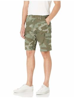 Gold Label Straight Fit Cargo Shorts