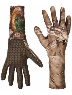 Men's Coldgear Camo Liner Gloves