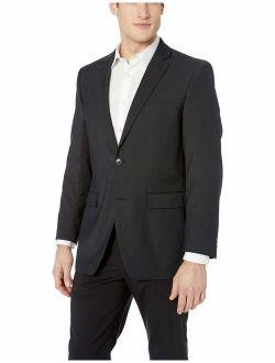 Men's Modern Fit Suit Separate (blazer, Pant, And Vest)