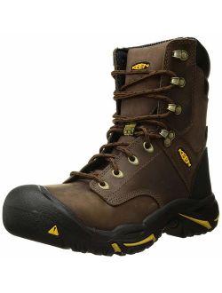 """Utility - Men's Mt Vernon 8"""" (steel Toe) Work Boots"""
