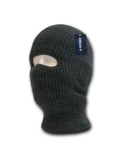 DECKY Face Mask 1 Hole Beanie