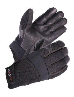 SKYDEER Hi-Performance Genuine Deerskin Leather Winter Drivers Work Gloves (SD2211T&SD2251T)