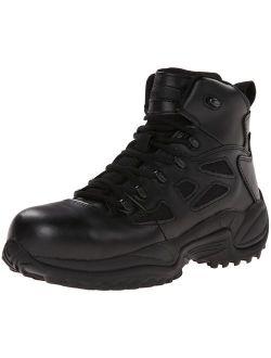 "Work Duty Men's Rapid Response Rb Rb8674 6"" Tactical Boot"
