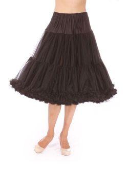 "Malco Modes Samantha 835 Tea-Length 26"" Chiffon Petticoat"