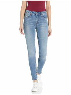 Women's Curvy High Rise Skinny Jeans