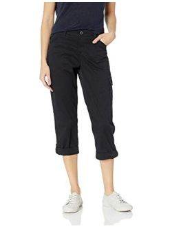Women's Flex-to-go Relaxed Fit Cargo Capri Pant