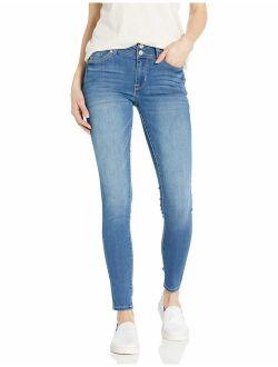 WallFlower Women's Juniors InstaSoft Ultra Fit Skinny Jeans
