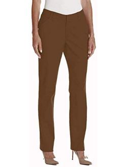 Women's Midrise Fit Essential Chino Pant