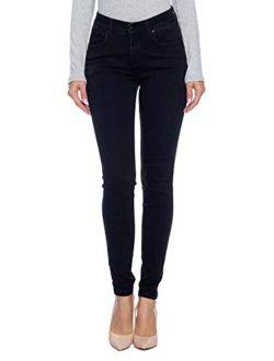 Blue Age Multistyle Denim Cotton Skinny Jeans/Pants