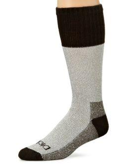 Men's 2 Pack High Bulk Acrylic Thermal Boot Crew Socks