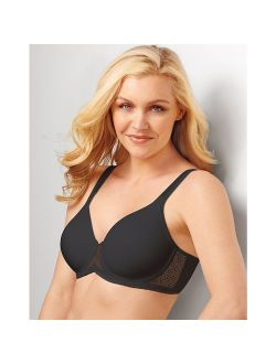 Women's Secrets Breathable Cool Shaping Underwire Full Coverage Bra #4913