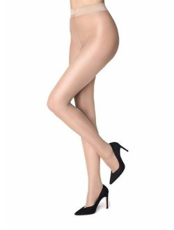 Marilyn Naked Luxe Silky Tights 40 Denier - Made in Europe