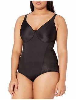 Women's Passion For Comfort Minimizer Bodysuit