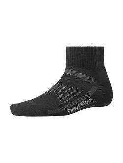 Unisex Mini Walk Socks - Light Cushioned Wool Performance Sock For Men And Women