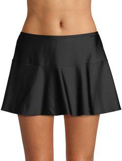 Women's Flounce Swim Skirt