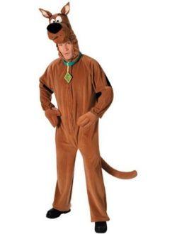 Scooby-Doo Plush Deluxe Adult