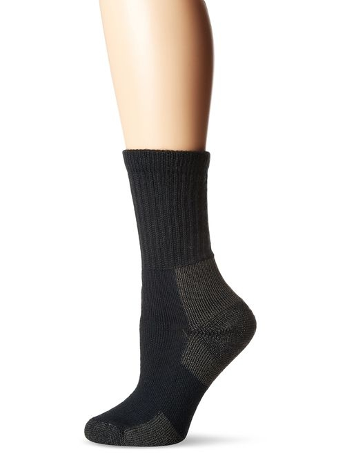 thorlos Women's Kxw Max Cushion Hiking Crew Socks
