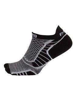 Experia Unisex Prolite Xptu Ultra Thin Cushion No Show Socks