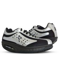 Ryn Sport Black Athletic Walking Shoes - Unisex