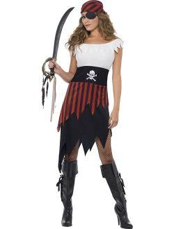 Smiffy's Women's Pirate Wench Costume