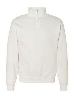 Jerzees Fleece Nublend? Quarter-Zip Cadet Collar Sweatshirt 995MR