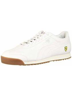 Men's Sf Roma 306083 06 White-puma White Size 7.5
