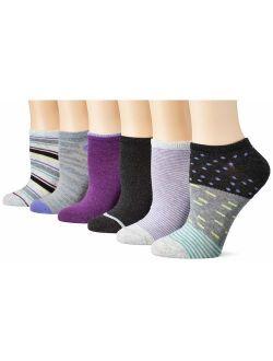 Women's 6 Pack Socks (no Show/liner)