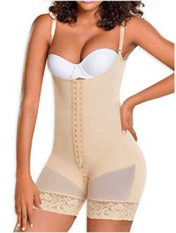 MyD 0066 Fajas Colombianas Reductoras Backless Body Shaper Girdles for Women