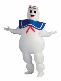 Rubie's Costume Co Ghostbusters Inflatable Stay Puft Marshmallow Man Costume