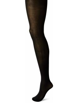 Women's Plus Size Curves Opaque Tights