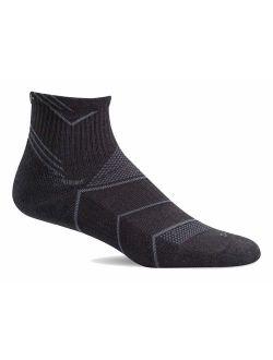 Sockwell Women's Incline Quarter Moderate Graduated Compression Socks