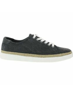 Women's Sunny Hattie Lace-up Sneaker - Ladies Sneakers Concealed Orthotic Arch Support
