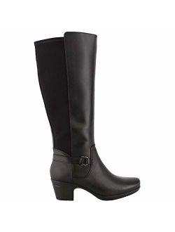 Women's Emslie March Wide Calf Fashion Boot