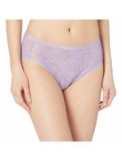 Women's Awareness Hi-cut Brief Panty