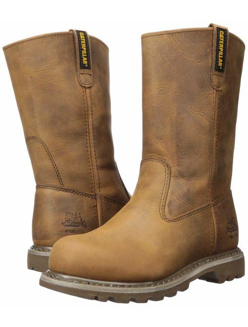 Caterpillar Women's Revolver Steel Toe Work Boot