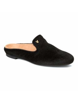 Women's Snug Carnegie Holiday Mule - Ladies Slip-on With Concealed Orthotic Arch Support