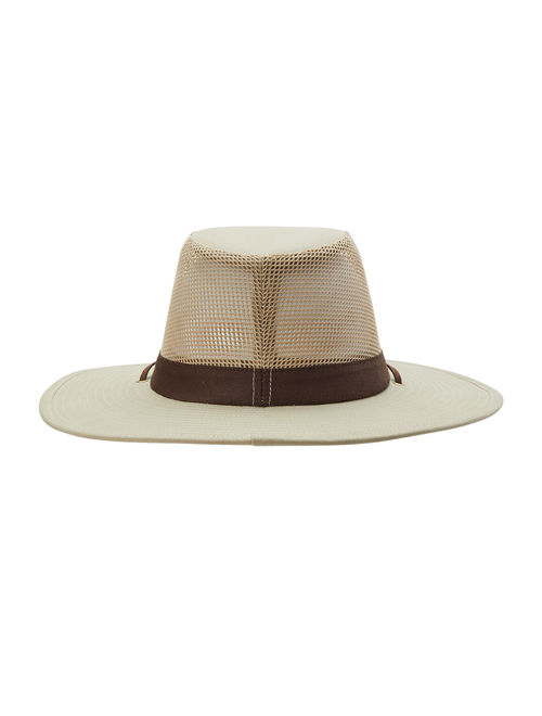 Swiss Tech Men's Canvas Explorer Hat