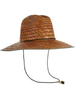 Black Jack Mens Straw Hat