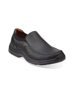 Mens Niland Energy Leather Slip On Loafers
