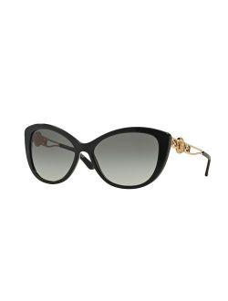 Womens Sunglasses (ve4295 57) Acetate