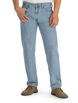 Men's Big and Tall S41 Regular Fit Jeans