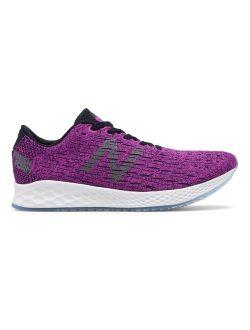 Women's Fresh Foam Zante Pursuit Shoes Purple With Black