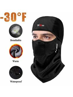 Balaclava Ski Mask Windproof Mask Bike Face Mask Bicycle Balaclavas Motorcycle Cycling Outdoors in Winter Neck Warmer Multifunctional Sports Cold Weather Gear for Men Wom