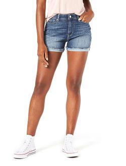 Women's High-Rise Shorts