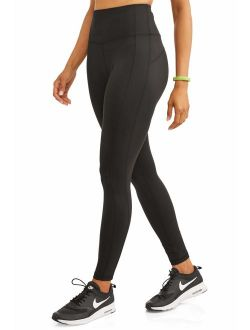 Women's Performance Ankle Tights With Side Pockets
