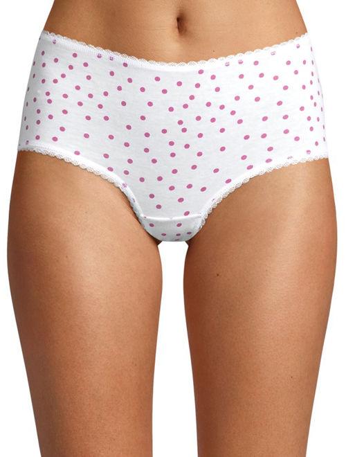 Secret Treasures Women's Brief Panties, 9-Pack