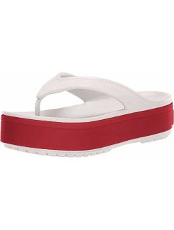 Women's Crocband Platform Flip Flop
