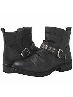 Women's 18yy31 Fashion Boots